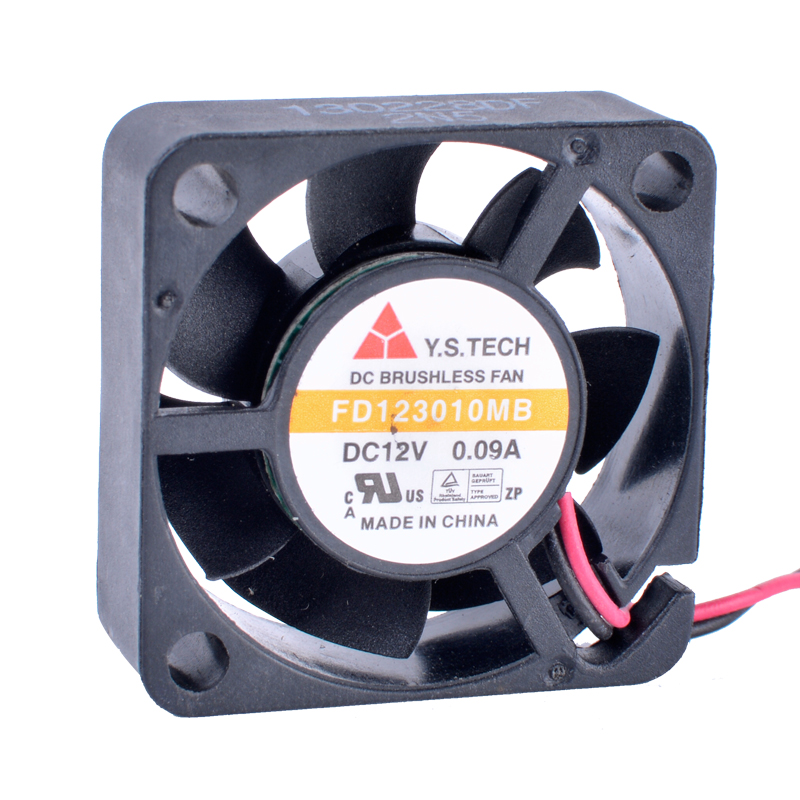 все цены на COOLING REVOLUTION FD123010MB 3010 30mm fan 30x30x10mm 12V 0.09A Double ball bearing silent cooling fan онлайн