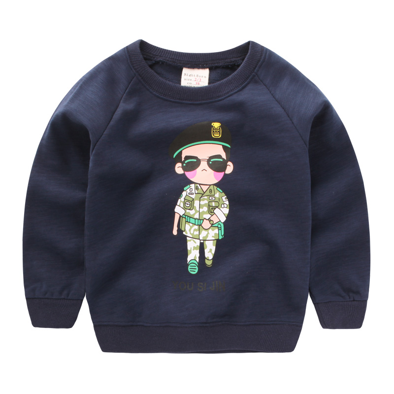 2018 spring children girls clothing cartoon boys sports suit years kids tracksuit sweatshirts baby boys clothes casual sportwear