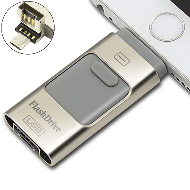 New arrival i-Flash Drive 8GB-64GB Usb  Pen Drive/Mobile OTG Usb Flash Drive For iPhone 5/5s/5c/6/6 Plus/ipad i-Flashdrive PG3