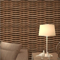 3D Stereo Chinese Style PVC Wallpaper Dining Room Teahouse Study Room Living Room TV Backdrop Wall