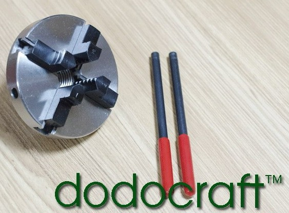 Wood Lathe 4 / 100MM Self-center Chuck parasitic wood