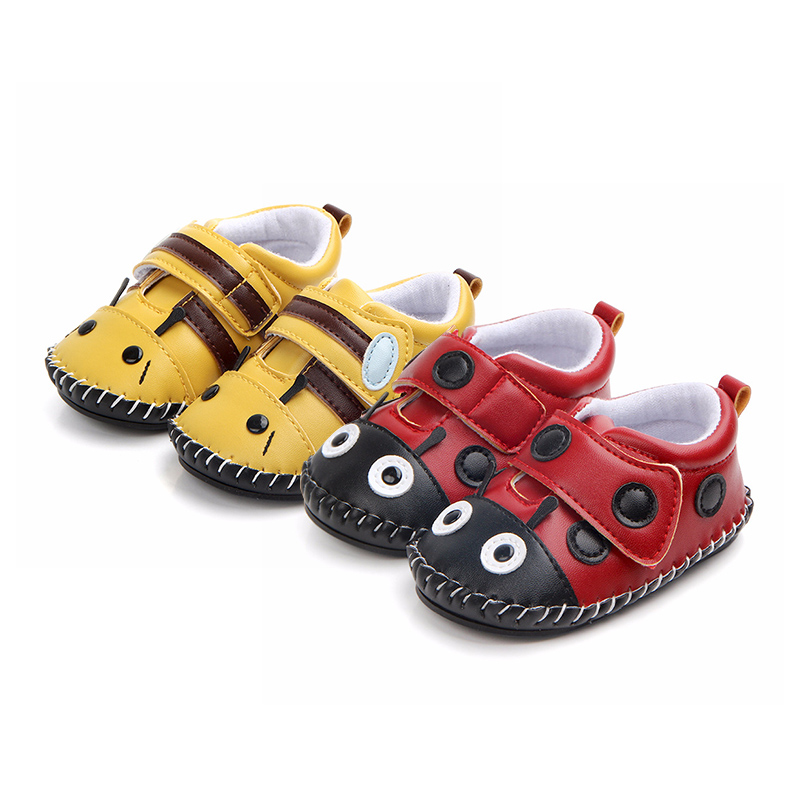 First Walkers Spring Baby Shoes Hand-sti