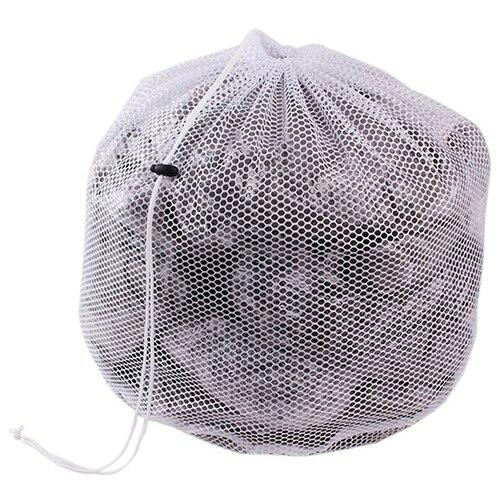 Washing Machine Clothes Underwear Locking Drawstring Laundry Mesh Net Pouch Bag