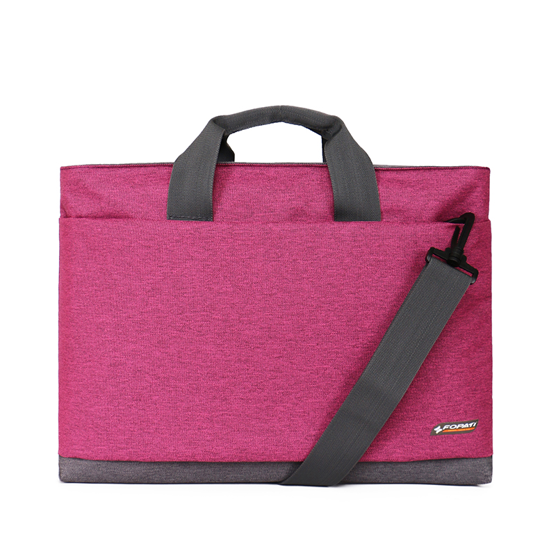 FOPATI Fashion Handbag Notebook Computer Sleeve Bags for 11 12 13 14 15 15.6 inch Macbook Office Bussiness Preferred Travel Tote