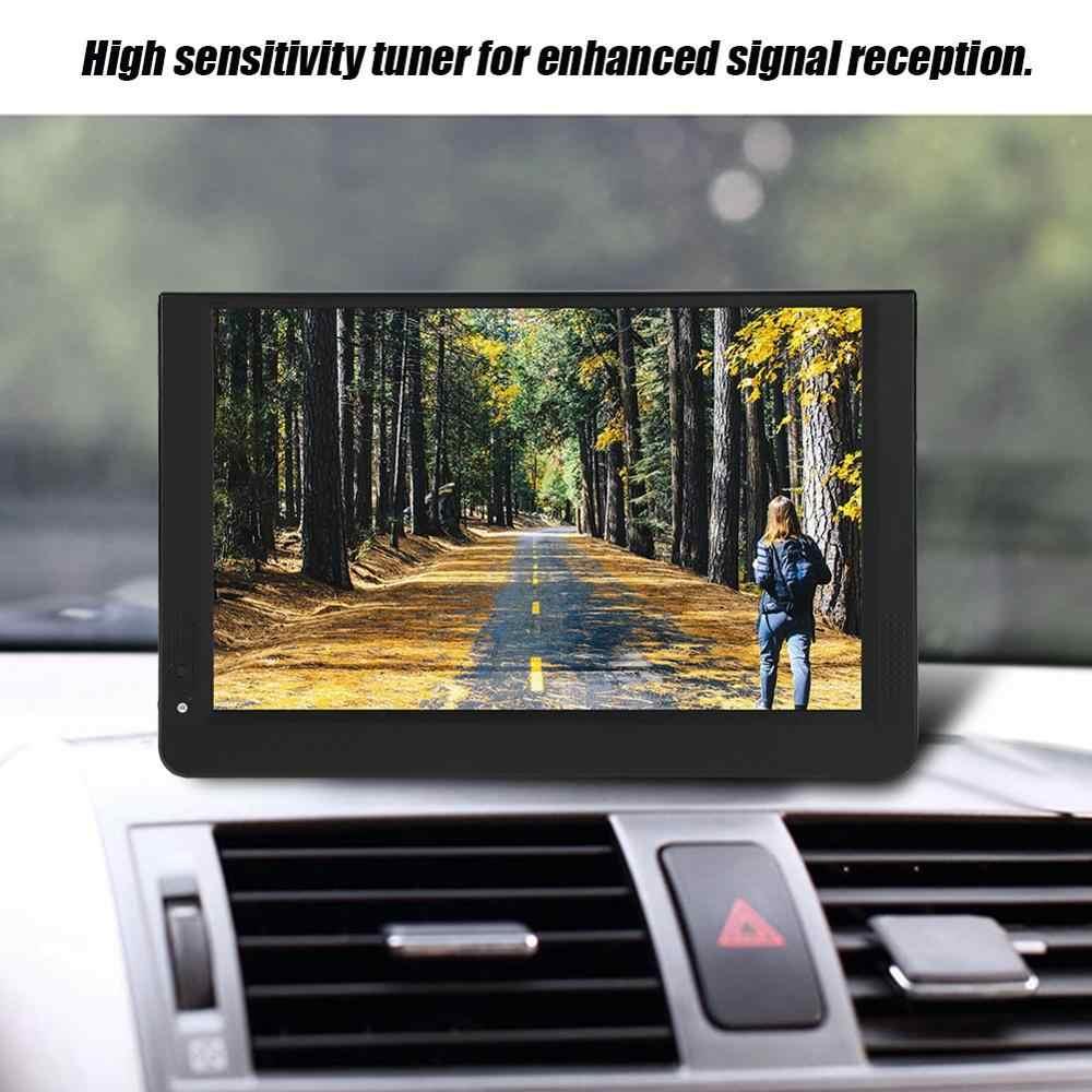Przenośny telewizor telewizja Leadstar 1080P przenośny Mini 12-Cal 16:9 Led ręczny Dvb-T/telewizja cyfrowa odtwarzacz telewizyjny telewizja