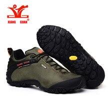 XIANGGUAN Mens Sports Outdoor Hiking Trekking Shoes Sneakers For Men Sport Wearable Climbing Mountain Shoes Sneaker woman