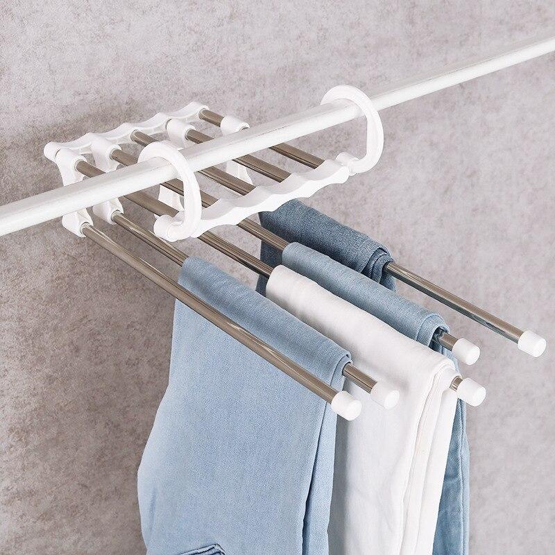 roupas calças gravatas cachecol xale rack cabide