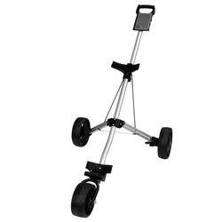 Коляска для гольфа, 3 колеса, складная Коляска из алюминиевого сплава с тормозом