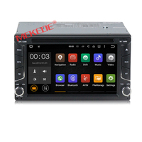 Android 6 0 2G RAM Support 4G SIM LTE Network Radio 2din Universal Car Dvd Player
