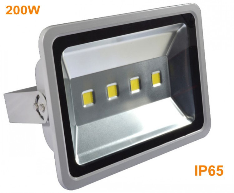4pcs/lot Wholesale Price Square Outdoor Lighting 150W 200W LED Spotlight  Floodlights 110V 220V Christmas