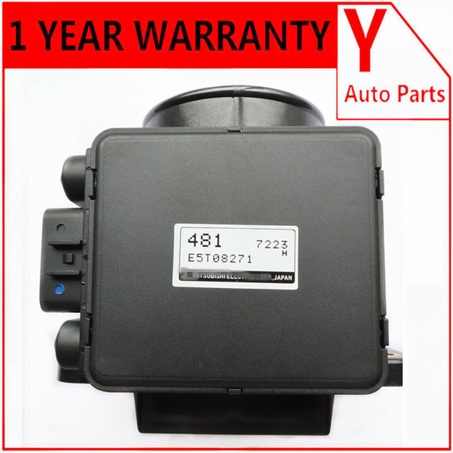 Mass Air Flow Meter MD336481 E5T08271  case for Mitsubishi Lancer 2003-2007, Outlander 2003-2006, Galant 1996-2004
