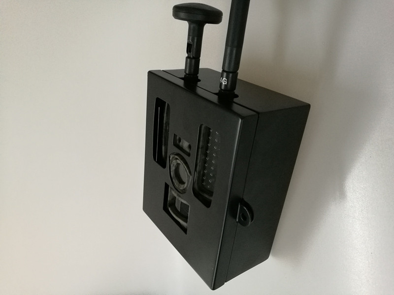 Caixa De Metal Para BL480L-P IP66 4G