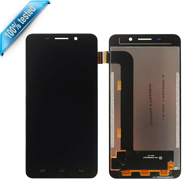 for UleFone Metal LCD Display Touch Screen 100% Original Digitizer Assembly Replacement Repair Accessories Free Tools