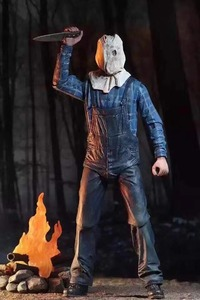 Image 5 - 18cm NECA Friday the 13th Part 2 Jason Voorhees PVC Action Figure Collectible Model Toy for Christmas Gift