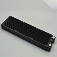 ModX 360mm Copper Radiator Heat Exchanger Water Cooling 12 Tubes