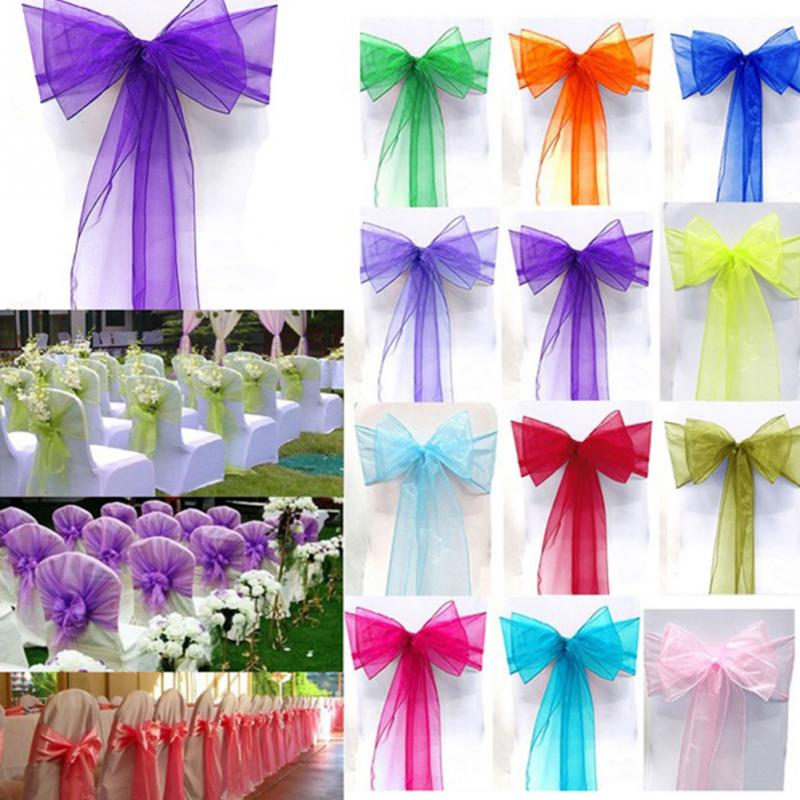Chair Cover Bows popular bow tie cover chair-buy cheap bow tie cover chair lots