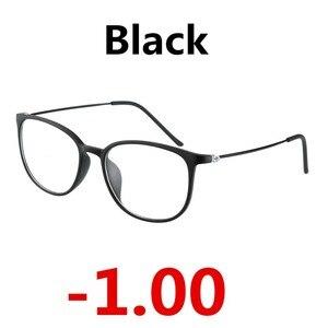 Image 3 -  1.0to 4.0 الشمس فوتوكروميك الانتهاء قصر النظر النظارات مع درجة العين البصرية إطارات النظارات للنساء الرجال النظارات درجة كوة