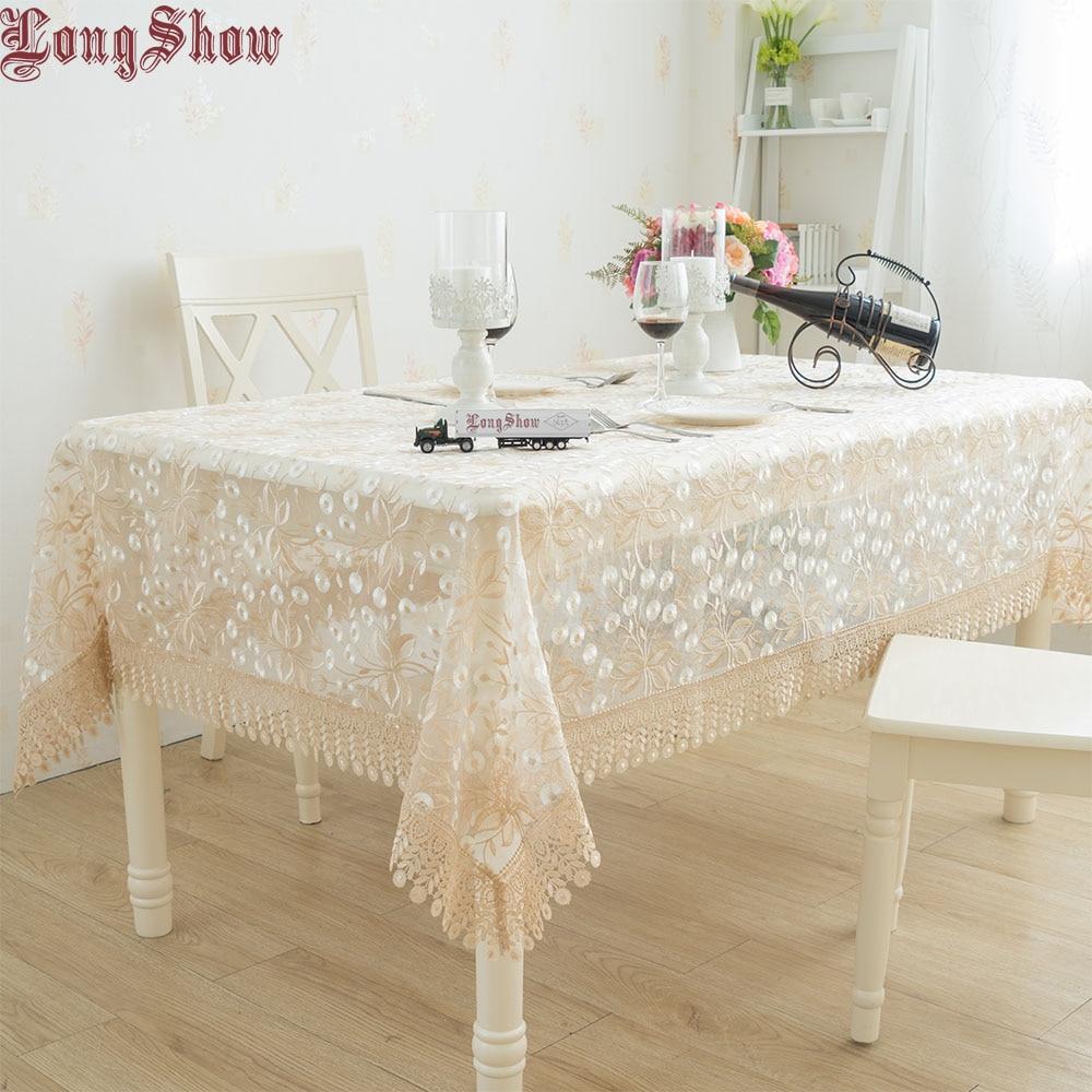 Creative Design Home Dekorativní luxusní zlatá barva Organza - Bytový textil