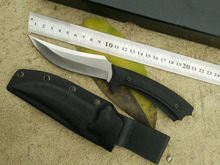 100%NEW!!! Fieldcraft TOPS Tactical Fixed Knife,Brothers of Bushcraft 9Cr18Mov Blade G10 Handle Camping Knife 219