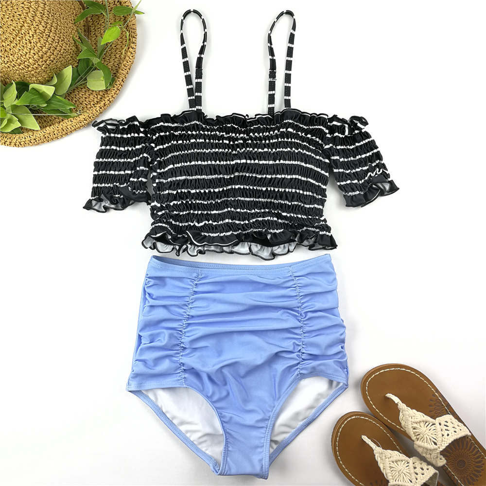 c7fb4494b54 Buy underwire swim crop top and get free shipping on AliExpress.com