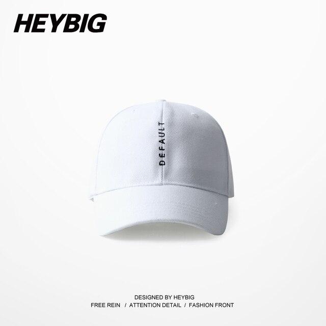 Default Men Hip hop Dad caps 2016 Dec New high street Fashion baseball cap Harajuku Gorras