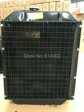 weifang R4105 series engine parts diesel generator part radiator for sale  стоимость