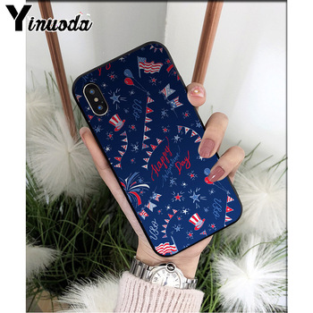 USA / Lady Liberty / Flag Cases  for iPhone 5 – XS Max