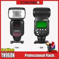 YONGNUO YN968N Wireless Flash Speedlite YN 968N with LED Light YN 968N TTL Flash for Nikon DSLR Camera for YN622N YN560 TX RF603