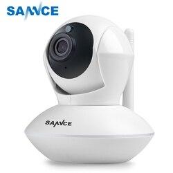 SANNCE bezprzewodowy Alarm bezpieczeństwa 915MHz kamera IP 720P sieci Wi Fi  który  nie wiadomo jak  znalazł Baby Monitor nadzoru w Zestawy systemów alarmowych od Bezpieczeństwo i ochrona na