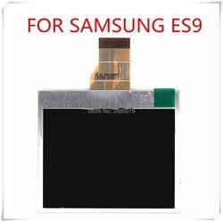 Nowy ekran wyświetlacza LCD naprawa części do SAMSUNG Digimax ES9 aparat cyfrowy Repair część + podświetlenie