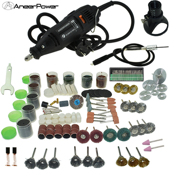 Herramienta rotativa eléctrica, minitaladro, máquina rectificadora, pluma de grabado, taladro eléctrico DIY, estilo de perforación, nuevo Dremel 180W