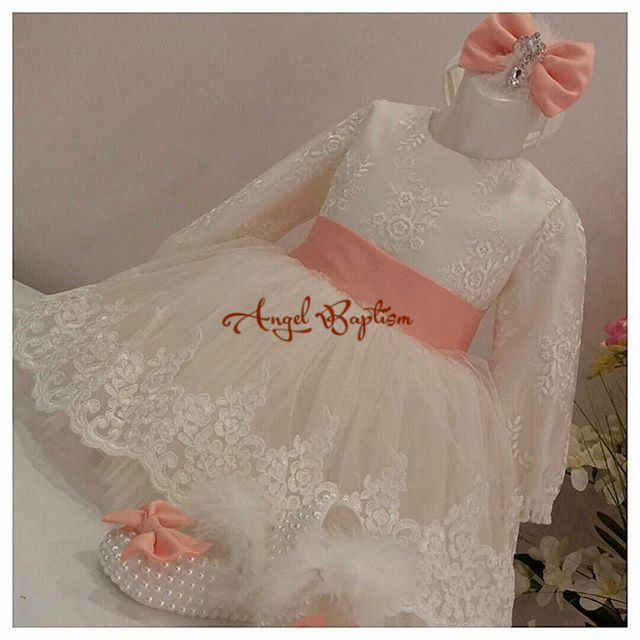 Lovely Lace Flower Girl Dresses for kids evening Puffy Ball Gowns first communion dresses for girls pageant dresses with bow зеркало карлоса сантоса 2018 08 15t20 30