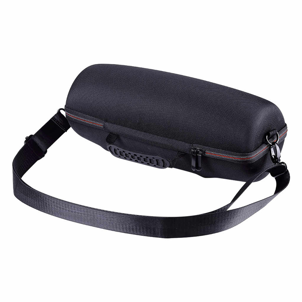 EPULA Hot High Quality Portable Hard Travel Carrying Bag Black Storage Case Cover For JBL XTREME2 Bluetooth Speaker Zipper Bag
