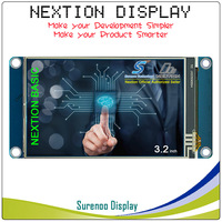 3.2 English Version Nextion Basic HMI Intelligent Smart USART UART Serial Touch TFT LCD Module Display Panel for Arduino