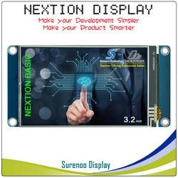 3.2 Versione Inglese Nextion di Base HMI Intelligente Smart USART Seriale UART Touch TFT LCD Modulo Display per Arduino