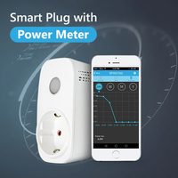 Original Broadlink SP3S Wireless WiFi 4G Smart Remote Control Energy Monitor Socket Plug With Power Meter