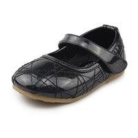 MSMAX Kinder Leder Schuhe Mädchen Mary Jane Oxford Prinzessin Hochzeit Wohnungen Kinder Schule Kleid Einzelnen Schuhe|Lederschuhe|   -