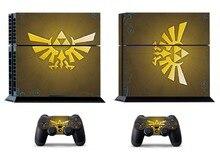 Zelda 255 PS4 Skin PS4 Sticker