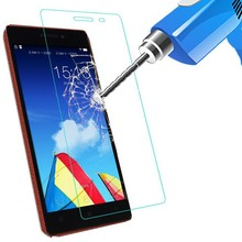 0.3mm Tempered Glass Film for Lenovo Vibe X2 Arc Edge High Transparent Screen Protector Film with Clean Tools цена 2017