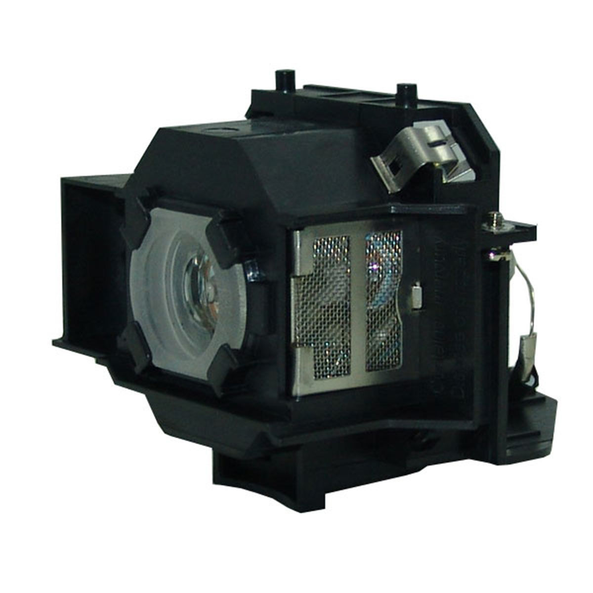 Projector Lamp Bulb ELPLP33 V13H010L33 for Epson EMP-TWD1 EMP-TWD3 EMP-RWD1 MovieMate 30S  with housing projector replacement lamp elplp44 v13h010l44 for eh dm2 emp dm1 moviemate 50 moviemate 55 with housing happybate