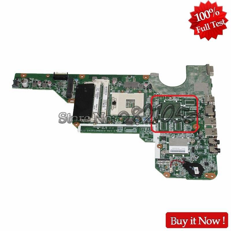 NOKOTION Laptop Motherboard For HP Pavilion G4 G6 G7-2000 G6-2000 G4-2000 motherboard DA0R33MB6E0 680568-001