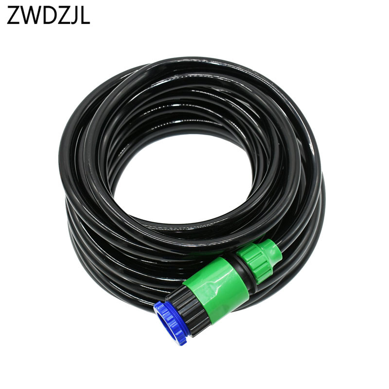 100M Garden hose watering 8 11 flexible water pipe 3 8 drip irrigation hose watering the