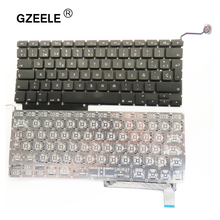 New Spain Laptop keyboard FOR Macbook Pro 15