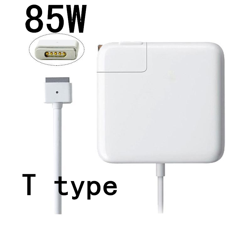 Hot High Quality Replacement 85W Magsafe 2 Power Laptop Charger Adapter For MacBook Pro 15 17
