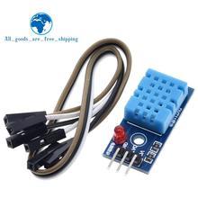 TZT DHT11 модуль датчика температуры и относительной влажности для Arduino