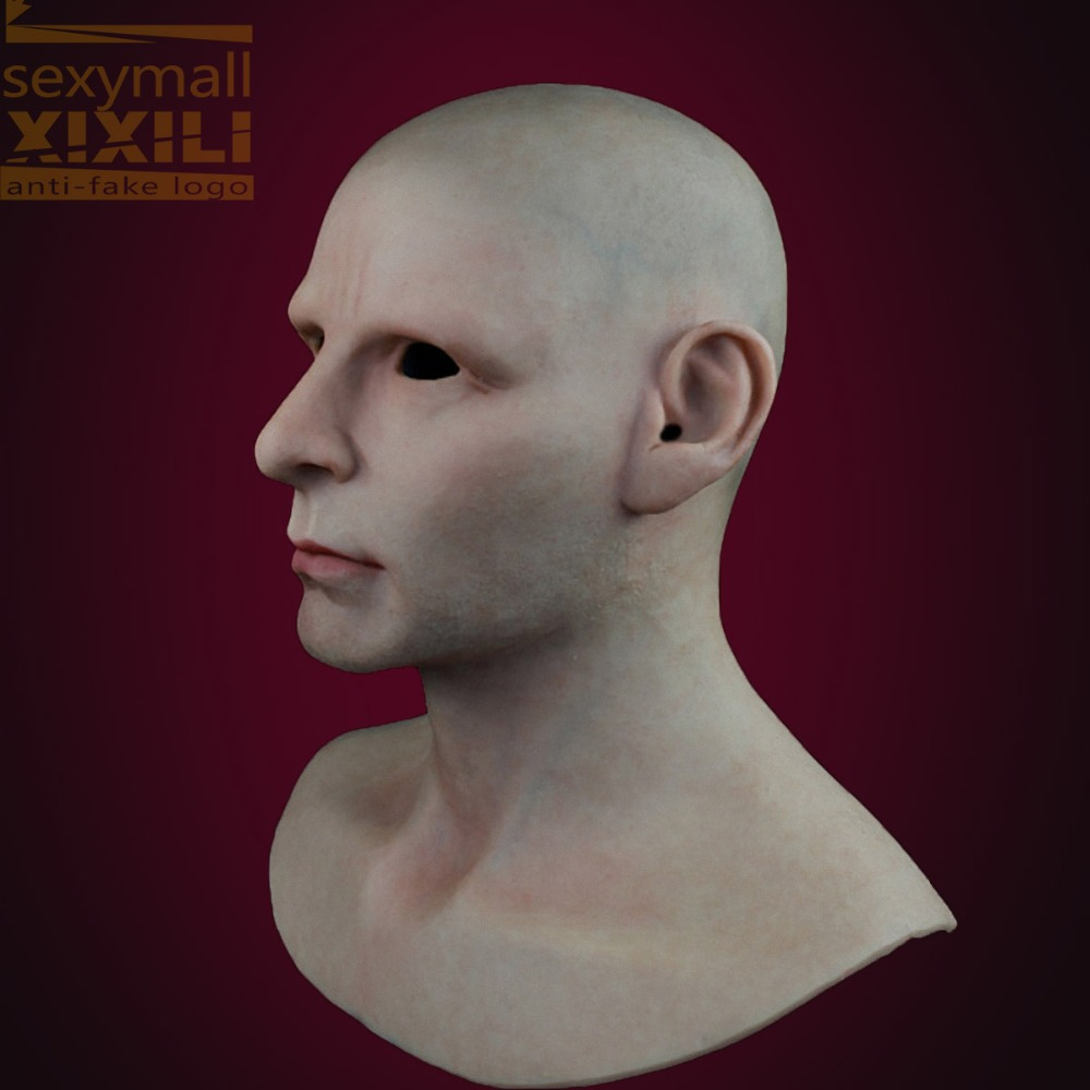 Popular Silicone Halloween Masks for-Buy Cheap Silicone Halloween ...