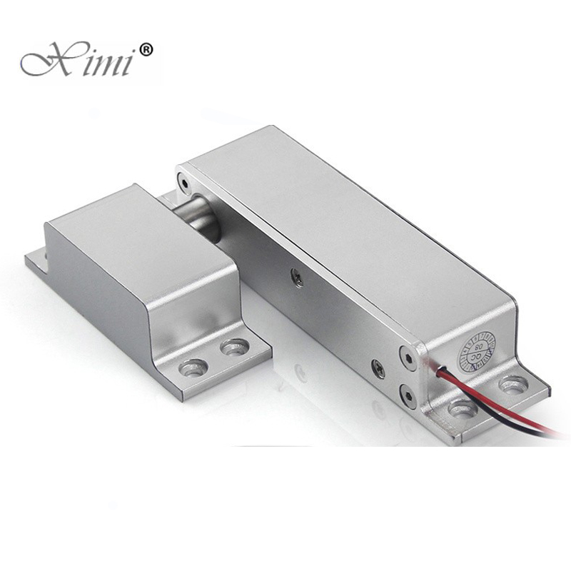 New Arrival Good Quality Electric Bolt Lock For Access Control System Low Temperature Glass Door Wooden Door Electric Bolt Lock access control electric bolt lock system lower temperature door control bolt lock electric access control door lock