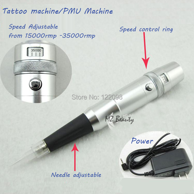 Tattoo Machine PMU Machine for learner use Permanent Makeup Rotary pen free shipping 1pcs new ez s8c f ez t8c f hy dgt07017 pmu pmu 330b pmu 330bte tg05700a pmu 330bte tg05700a f 1 2 touchpad