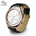 Ttlife marca lw01 smart watch heart rate monitor mp3/mp4 relógios inteligentes mtk2502c sim bluetooth smartwatch para android ios