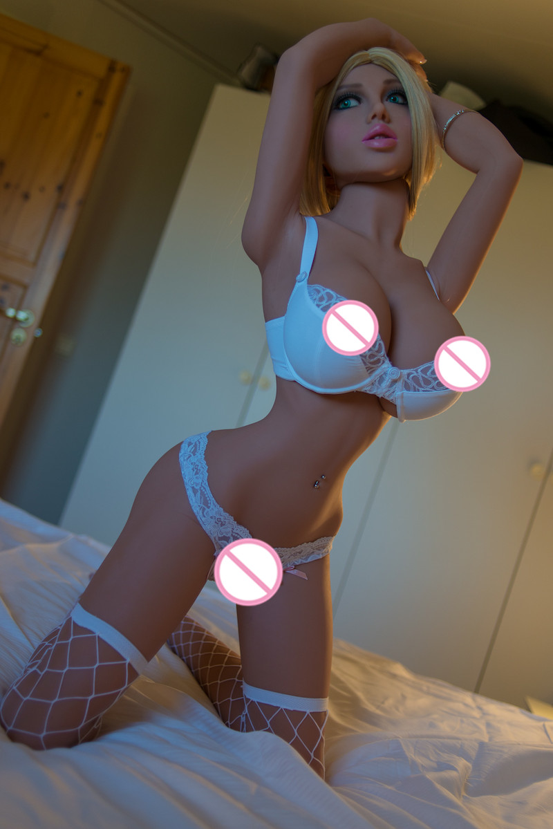 Image 5 - Small waist 158cm Sex Doll With induction voice and heating god Blonde beauty European girl Love Doll Oral sex anal vagina Doll-in Sex Dolls from Beauty & Health